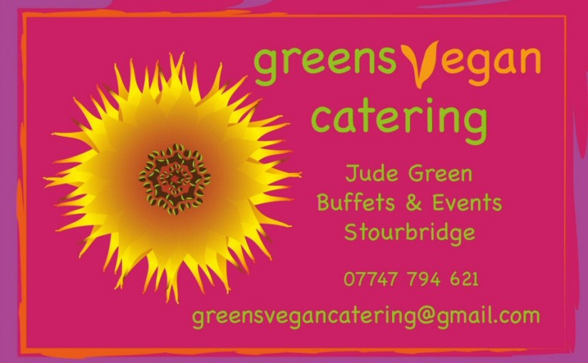 vegan catering header